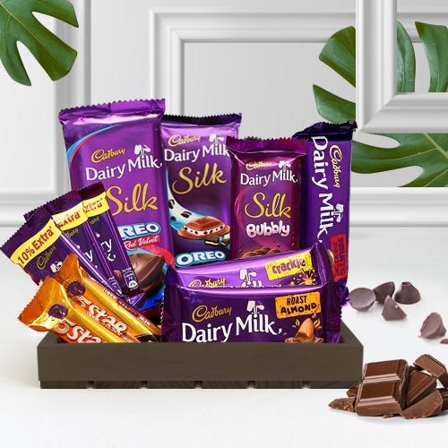 Marvelous Chocolate Gift Basket