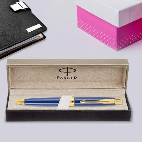 Wonderful Parker Aster Matte Ballpoint Pen