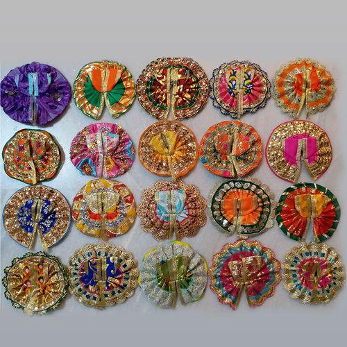 Amazing 5 Silk Poshak Set