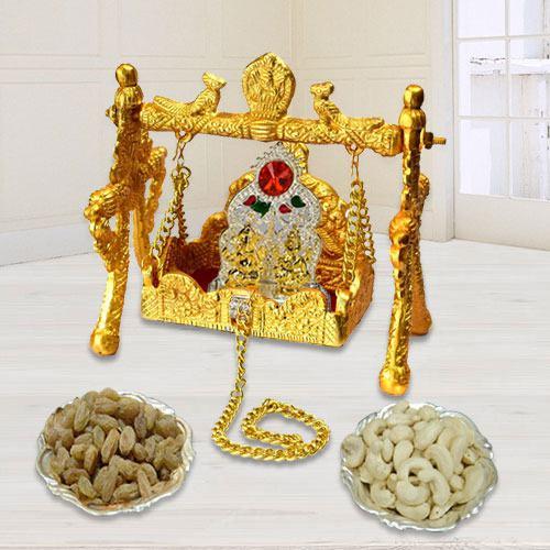 Pious Ganesh Lakshmi Swing Palana Pooja Combo