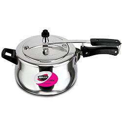 Nirlep Select Inner Lid 2 ltr. Pressure Cooker