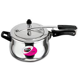 Nirlep Select Inner Lid 3 ltr. Pressure Cooker