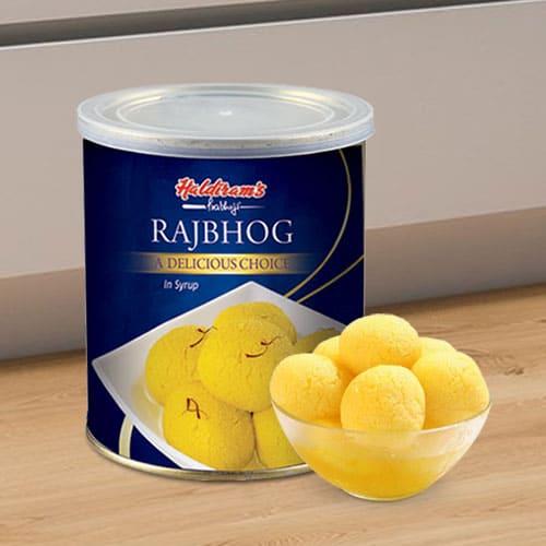 Fresh Haldirams Raj Bhog