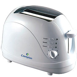 Crompton Greaves CG-PT23-I 700 W Pop Up Toaster