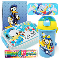Must Have Donald Duck Stationery Kit for Kids