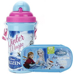 Admirable Kids Delight Disney Frozen Tiffin Set