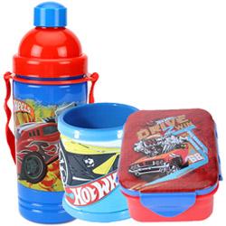 Beautiful Kids Essential Hot Wheels Tiffin Set