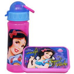 Lovely Kids Essential Disney Snow White Tiffin Set