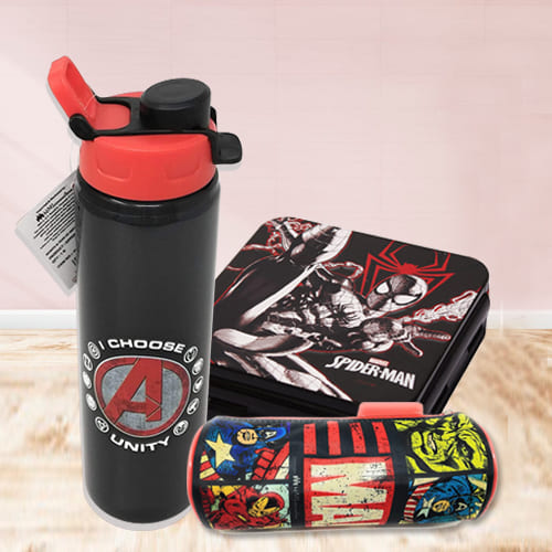 Wonderful Marvel Avengers Gift Combo for Kids