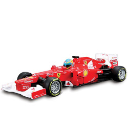 Spirit's Fascination Scuderia Ferrari Model Car from Bburago