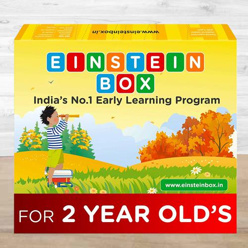 Exclusive Einstein Learning Box for Boys n Girls