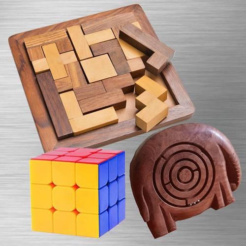 Marvelous Games Set for Kids