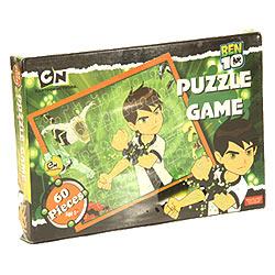 Ben 10 Puzzle Game