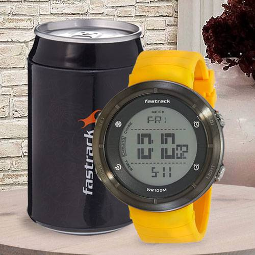 Wonderful Fastrack Trendies Analog Unisex Watch