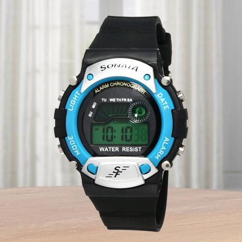 Marvelous Sonata Digital Mens Watch