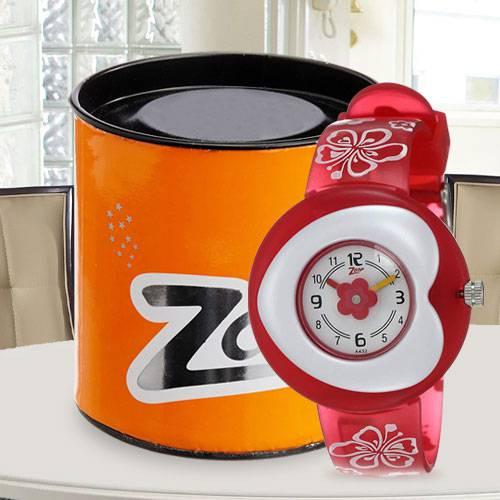 Wonderful Zoop Analog Childrens Watch