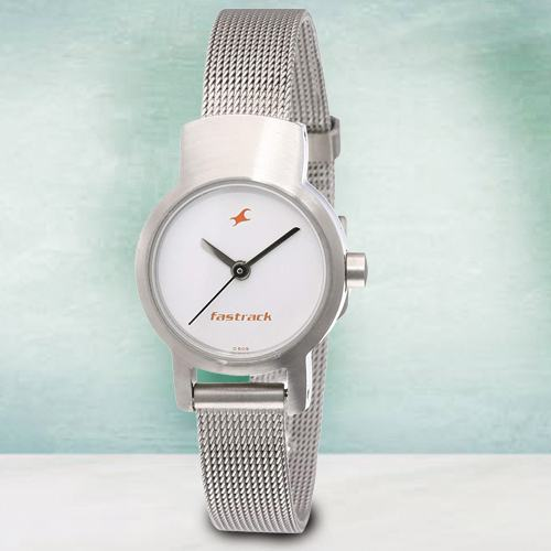 Remarkable Fastrack Upgrade Core Analog Womens Watch