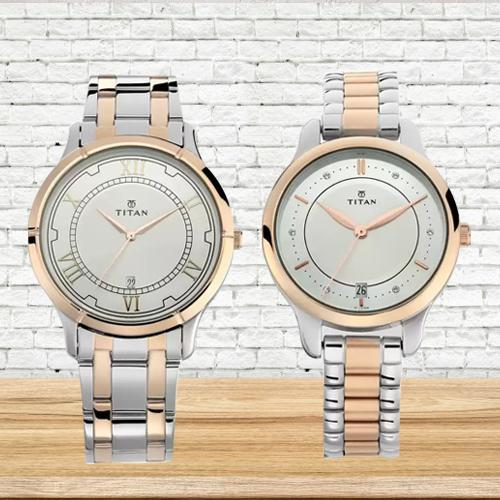 Amusing Titan Analog Watch for Men N Women