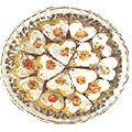 Yummy Haldirams Mawa Pista Barfi